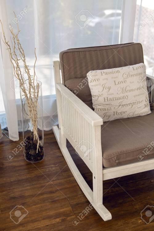 Medium Of White Rocking Chair