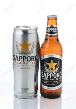 Winsome Japanese Brewery Founded Sapporo Beer Counting Beer Japanese Anor Beer Japanese Bottle By German Trained Brewer Ca A Can Stock Photo Ca A Can Bottle