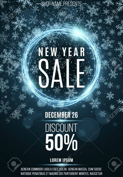 Medium Of New Years Sale