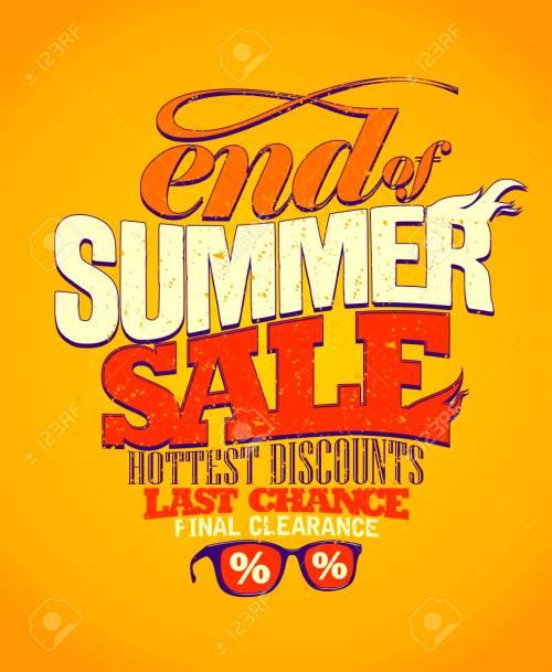 Medium Of End Of Summer Sale