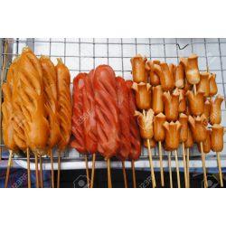 Pretentious Baked Beans Viele Arten Von Deep Fried Hot Dog Wrstchen Thai Style On Street Viele Arten Von Deep Fried Hot Dog Wrstchen Thai Style On Fried Hot Dogs Nj Fried Hot Dogs