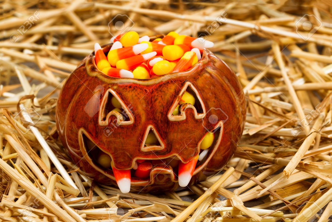 Clever Scary Pumpkin Front View Candy Corn On Concept Front View Candy Corn Candy Corn Plant Images Candy Corn Plant Not Blooming Fangs Filled Fangs Filled Scary Pumpkin houzz 01 Candy Corn Plant