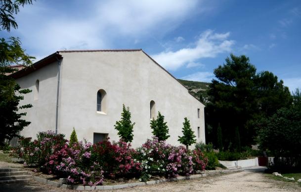 La chapelle vue de l'extérieur
