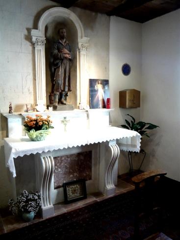 Oratoire de Saint Benoit Joseph Labre