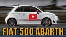 Avaliação em vídeo – Fiat 500 Abarth