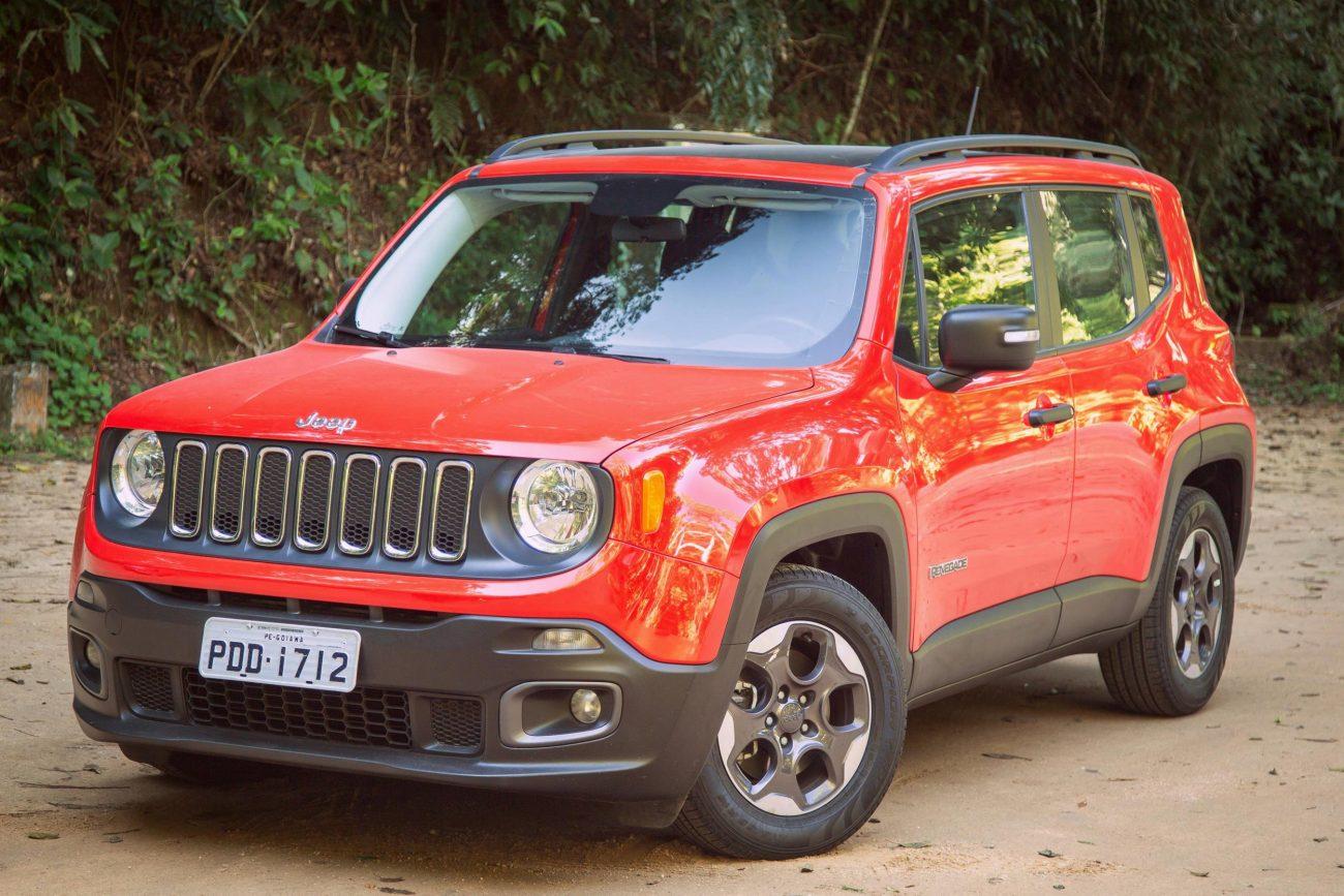 jeep renegade sport 1 8 flex um bom carro 1 6. Black Bedroom Furniture Sets. Home Design Ideas