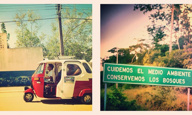 Bienvenido a Peru