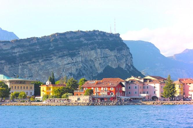 Lago di Garda, na Itália. Foto: Mariana Gabellini.