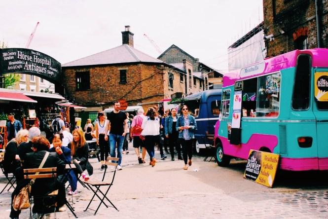 Camden Town - Market