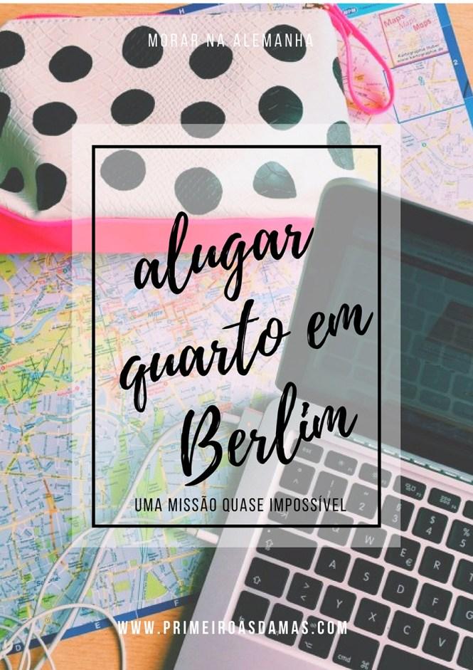 Dicas para morar na Alemanha - Alugar quarto em Berlim