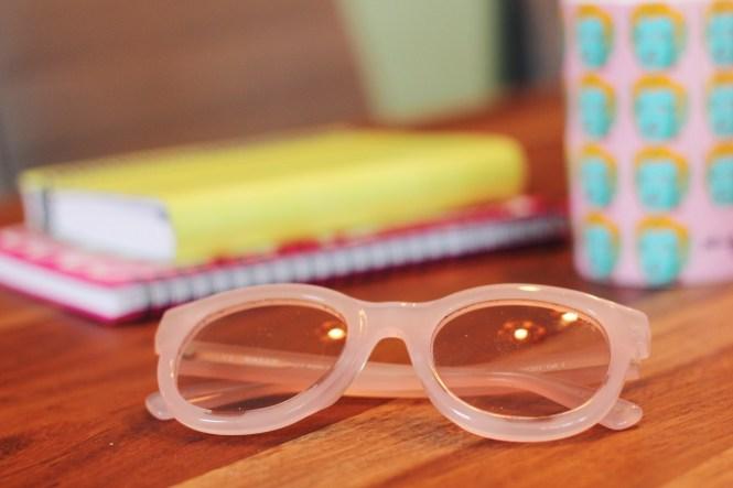 TK Maxx - Óculos rosa Bally <3