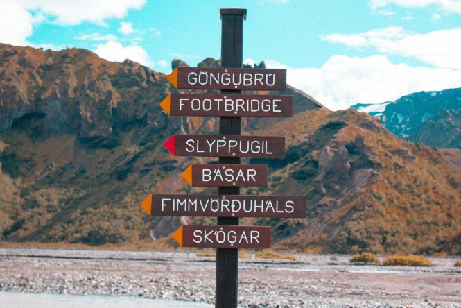 Islandia - o que visitar