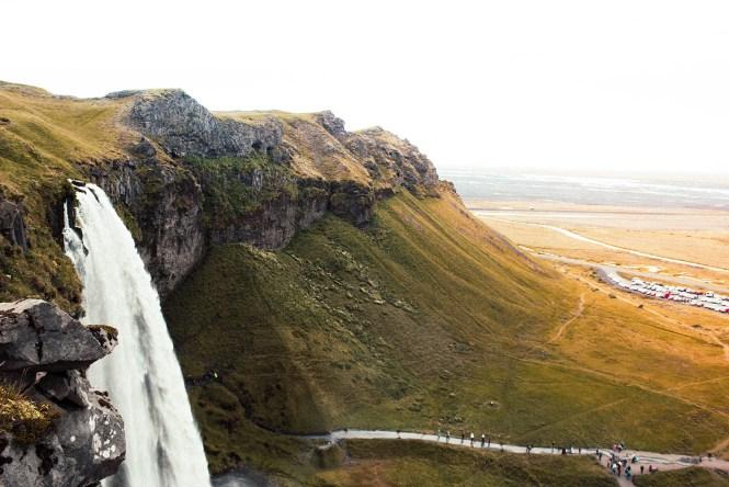 Seljalandsfoss - Islandia