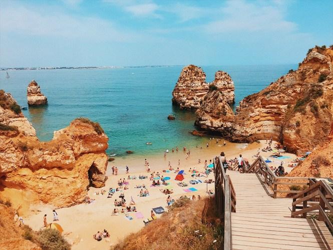 Praia do Camilo - Lagos - Algarve - Portugal