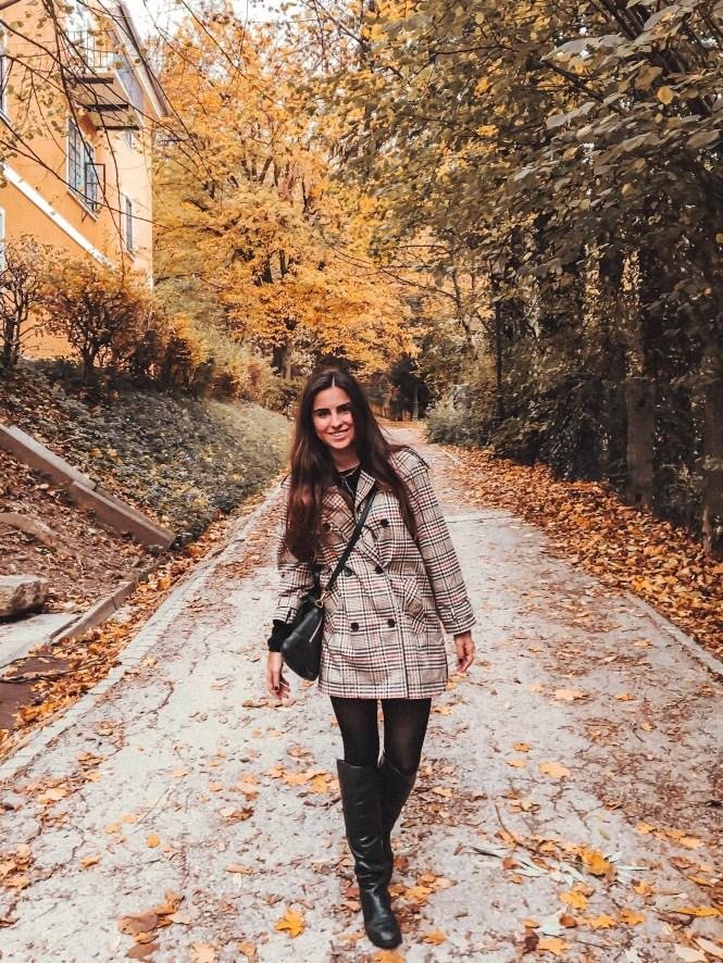 Liubliana no Outono