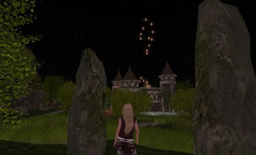 The Lantern Release