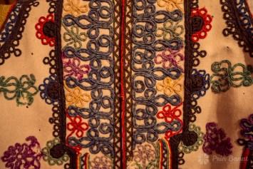 Chintuş de sărbătoare - Colecţia etnografică Marius Matei