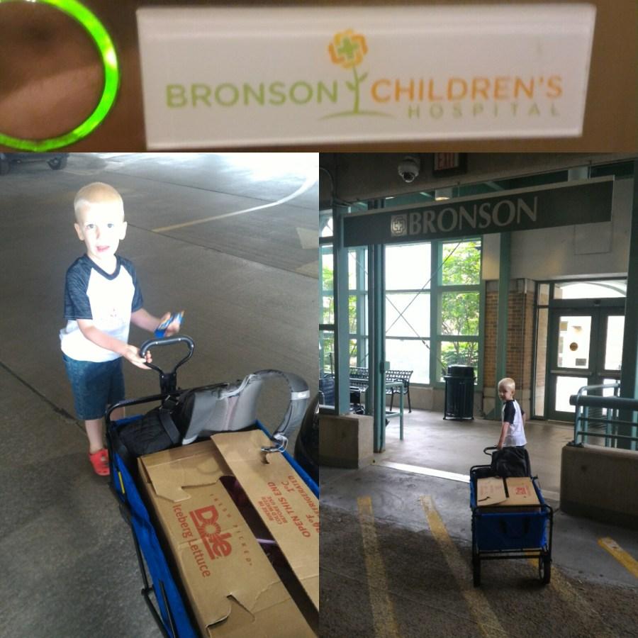 Bronson Children's Hospital