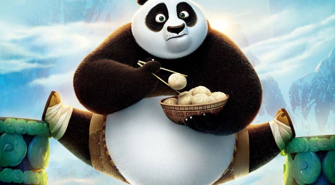 In Kung Fu Threequel, the Panda Has Become The Master