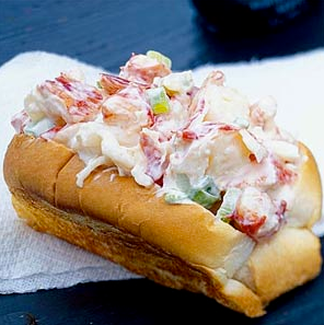 Mayo Lobster Roll