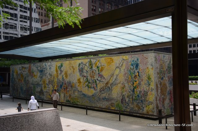Chagall in Chicago