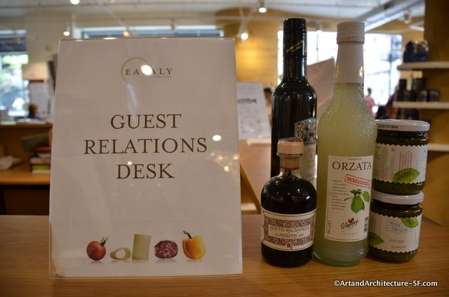 Guest Services at Eataly