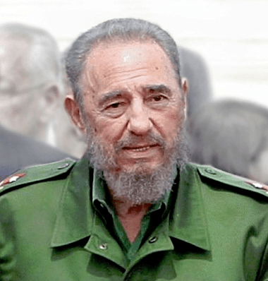 Castro who is now 88 years old