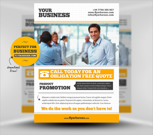 Free-Download-Business-Flyer-Template