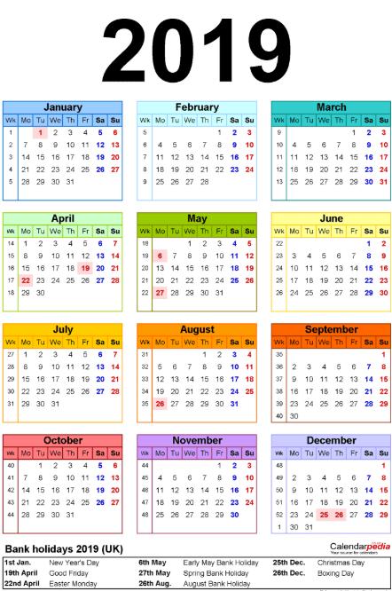 Public Holidays in Pakistan 2019