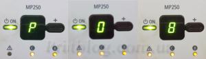Ошибка P08 5200