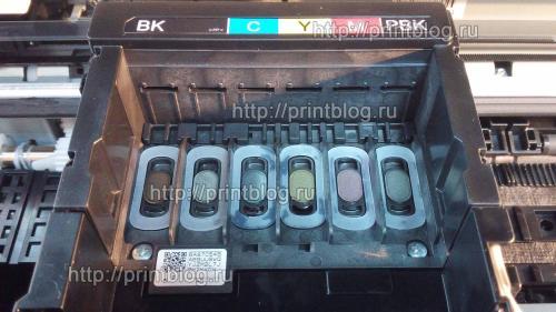 Установка СНПЧ Expression Premium XP-600, XP-605, XP-700, XP-800