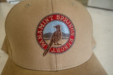 Panamint springs hat