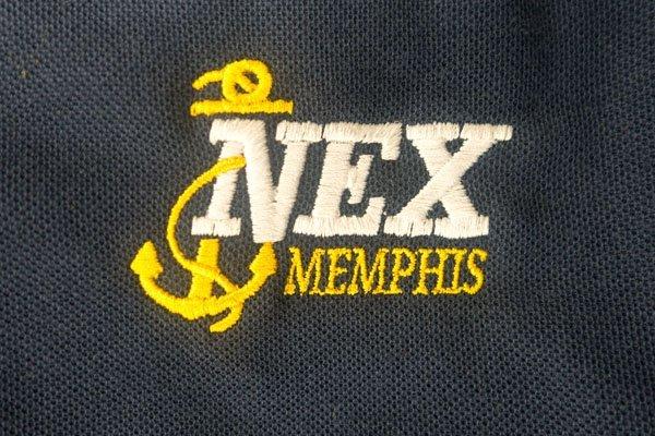 NEX Memphis embroidery
