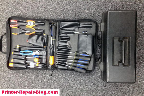 printer repair tools trade Give Your Laser Printer Some TLC Before Repairs Are Needed!