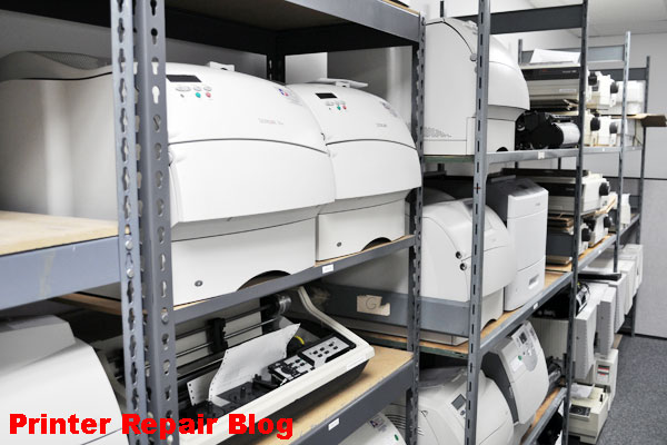 refurbished printers printer repair blog And Speaking Of Refurbished Printers...