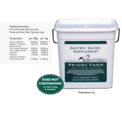 Equine Gastric Ulcer treatment