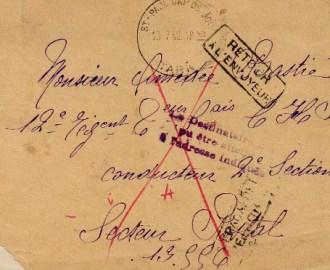 secteur postal 13996
