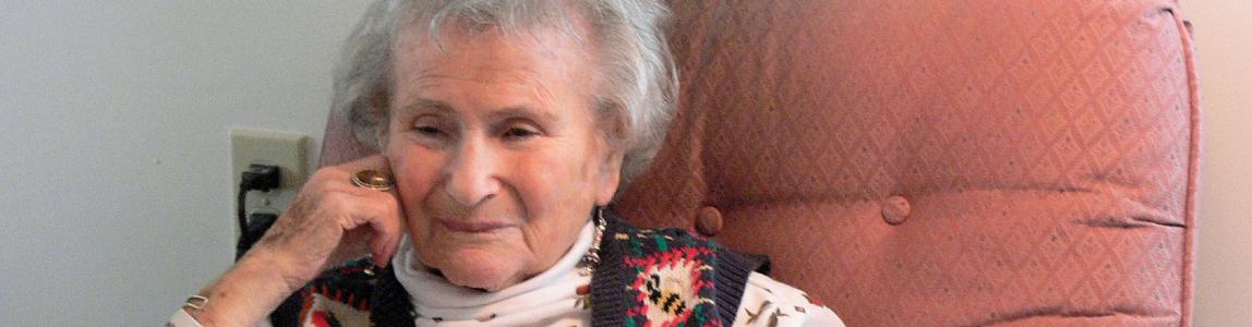 Gđa. Mary Marković (83)