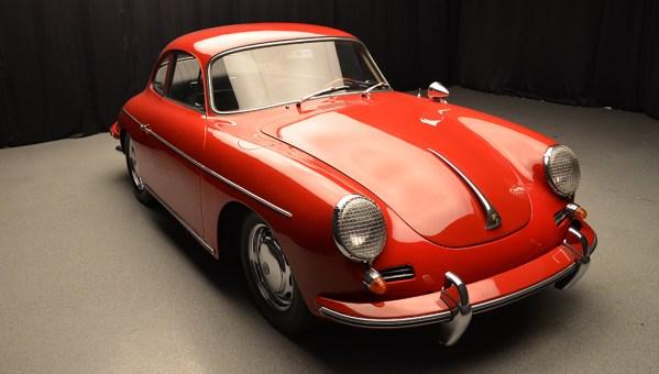 1964 Porsche 365C Coupe
