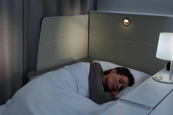 Air France:La Première Suites