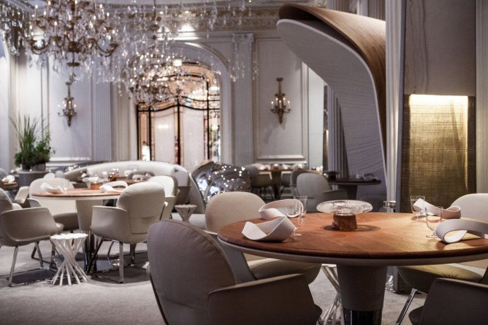 Courtesy of Alain Ducasse au Plaza Athénée