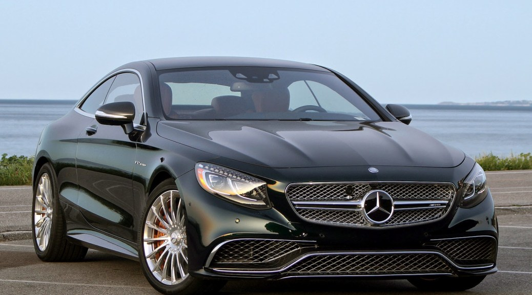 Mercedes-Benz S65 AMG Coupe Review (2)