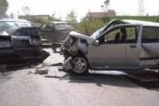 Aksident në Suharekë, lëndohen katër meshkuj dhe një femër
