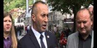Haradinaj ne Prizren