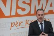 NISMA akuzon Qeverinë se ka humbur ndjeshmërinë me popullin