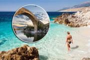 Sunday Express, elozhe turizmit dhe bregdetit shqiptar
