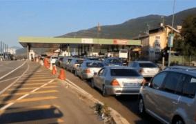 Fluks pushuesish nga Kosova në bregdetin shqiptar