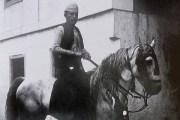 Fotografi e rrallë e Azem Galicës në vitin 1915