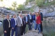 Delegacioni nga Sunderni, vazhdoi vizitat në Malishevë