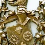 Guss Wappen